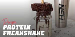 Recipe protein freakshake