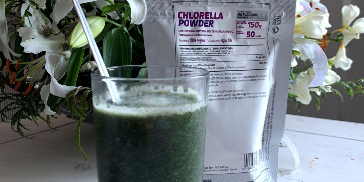 Smoothie chlorella HSN