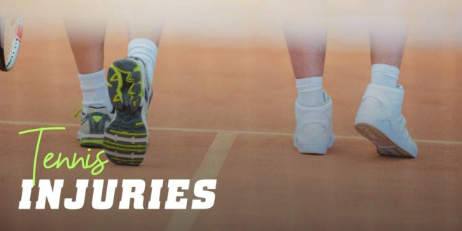 How and Why does a tennis player get injured?