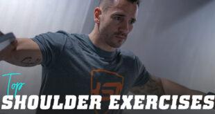 top exercises shoulder