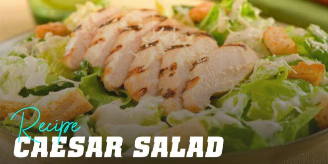 Caesar-style Salad