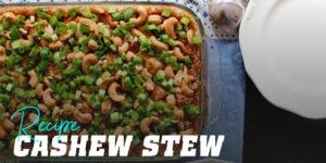 Cashew stew