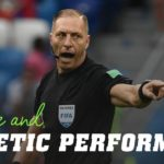 Referee and athletic performance