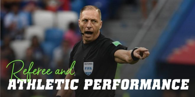 Physical Preparation for Football Referees