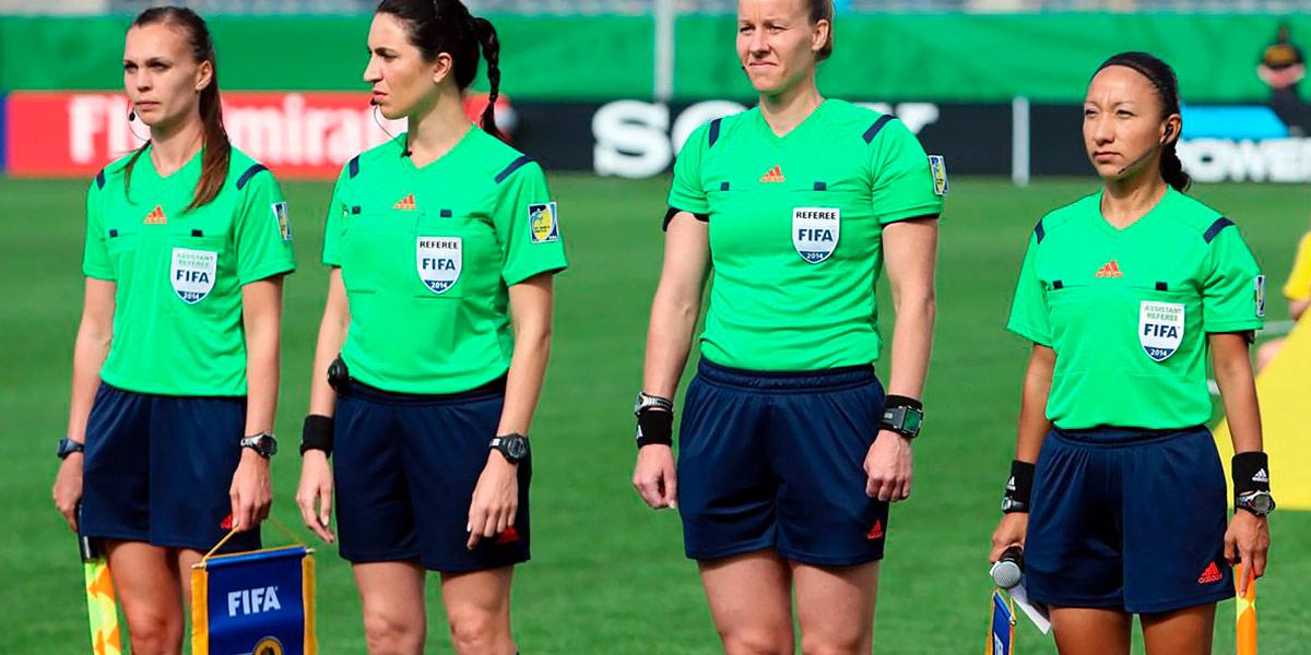 Referee team