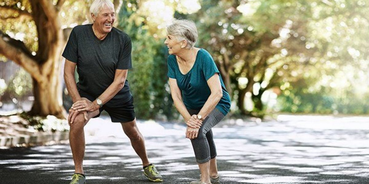 Exercise old people