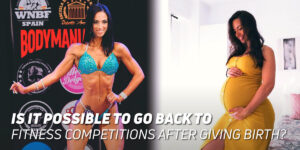 Fitness Competitions Postpartum