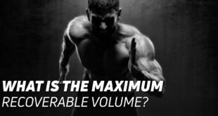 Maximum recoverable volume