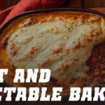 Meat and vegetable bake