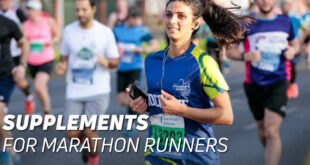 Supplements for marathon runners