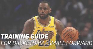 Training guide small forward