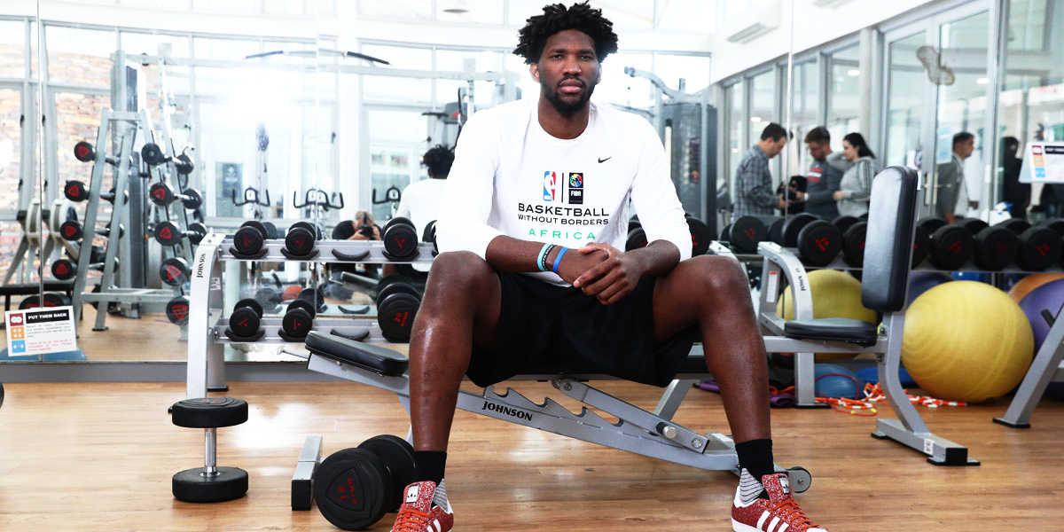 Training performance gym center