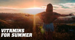 Vitamins for summer