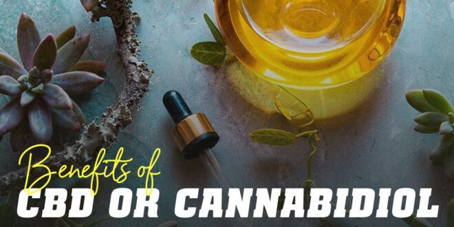 Benefits of CBD or Cannabidiol