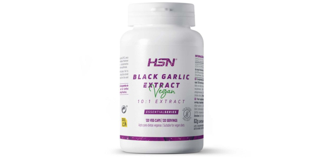 HSN black garlic