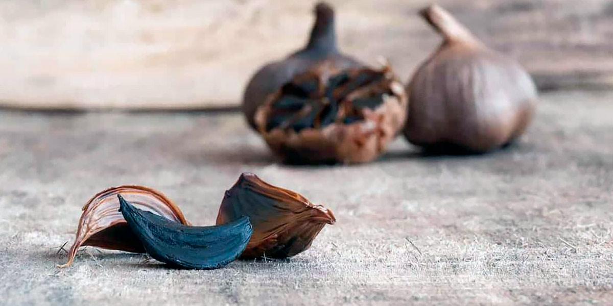 Black garlic - what is it?