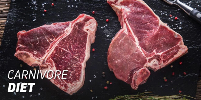Carnivore Diet: What it is, What it consists of, Risks and Benefits