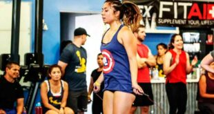 Competing crossfit