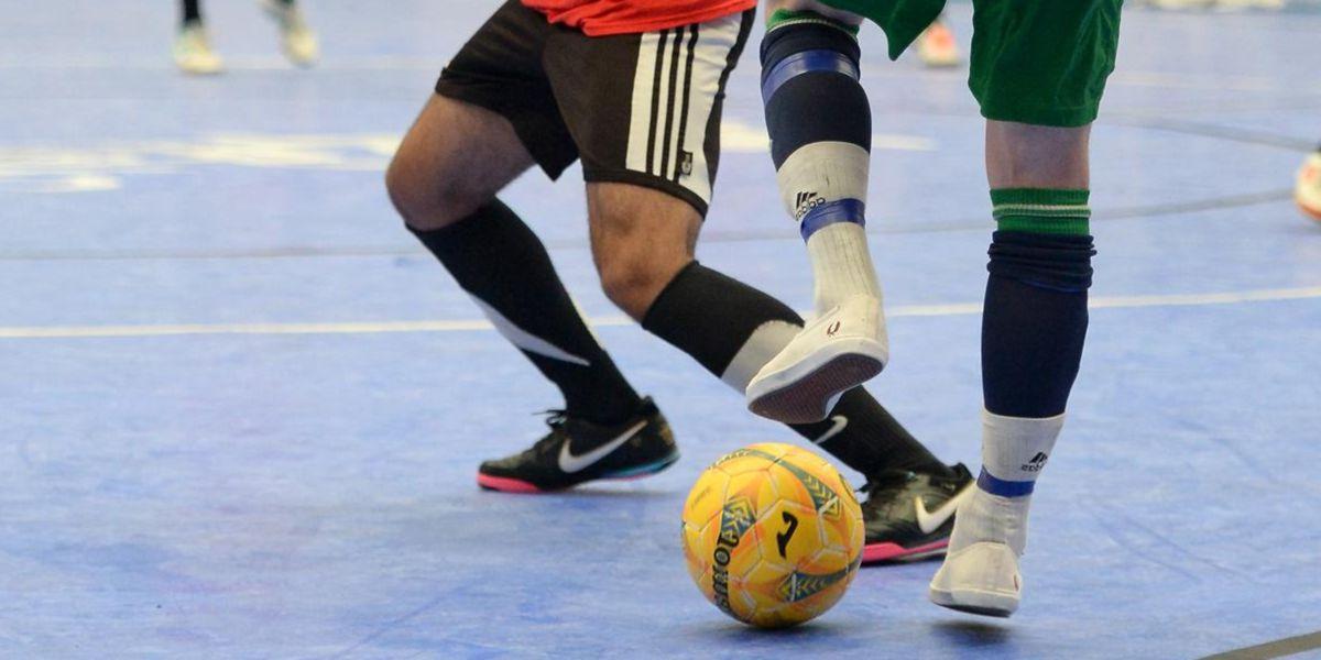 Futsal players