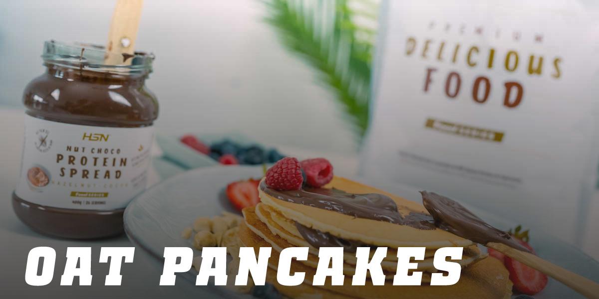 Oat Pancakes HSN