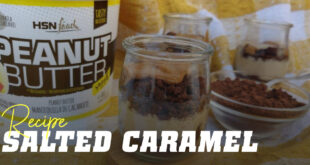 Recipe salted caramel