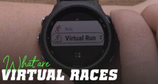 What are virtual races