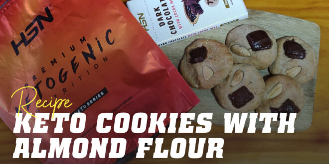 Keto Cookies: Suitable for the Ketogenic Diet!