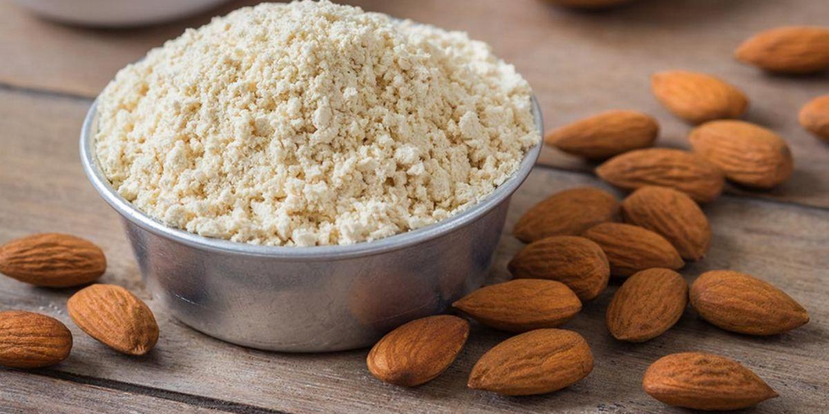 Recipes almond flour