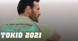 Saúl Craviotto Tokio 2021