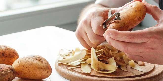 Starch potatoes