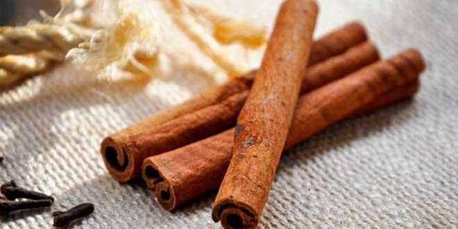 Cinnamon antioxidant