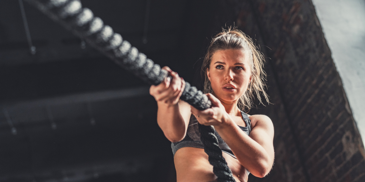 Crossfit competitions