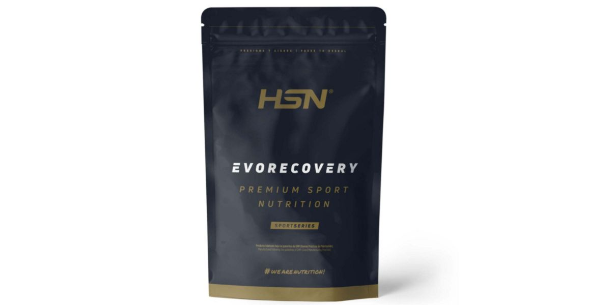 Evorecovery post training