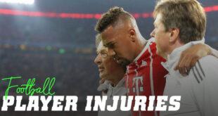 Football player injuries