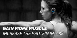 Increase Muscle Mass Optimise Protein Intake