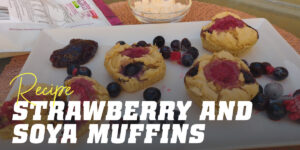 Muffins with Soya Protein