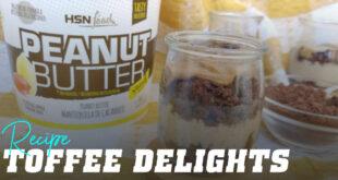 Recipe Toffee Delights