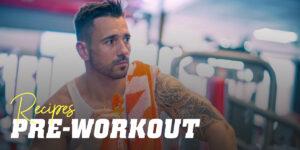 Recipes pre workout