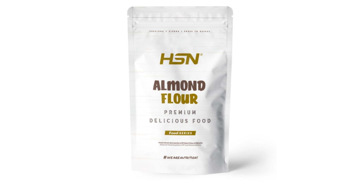 Almonf flour HSN