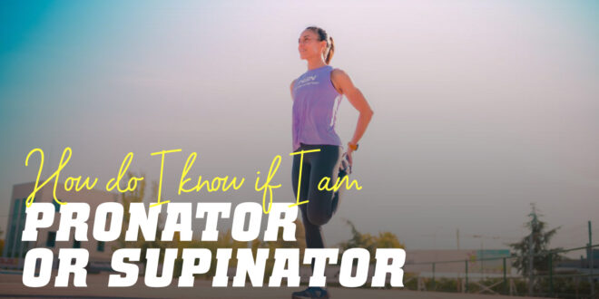How do I find out the difference between a Pronator and a Supinator?