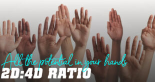 Digit ratio 2D4D