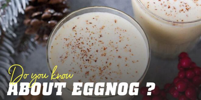 Have you heard of Eggnog?