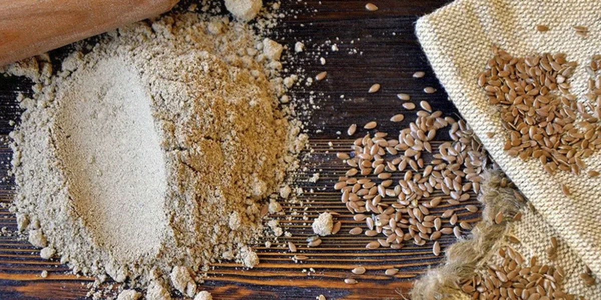 Flaxseed Flour