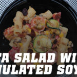 Pasta Salad with Soy Lecithin
