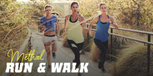 Run walk method