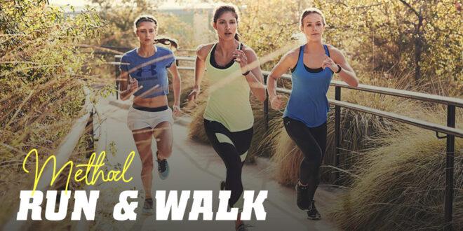 Start Running with the Run Walk Method