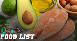 The most Omega 3-Rich foods