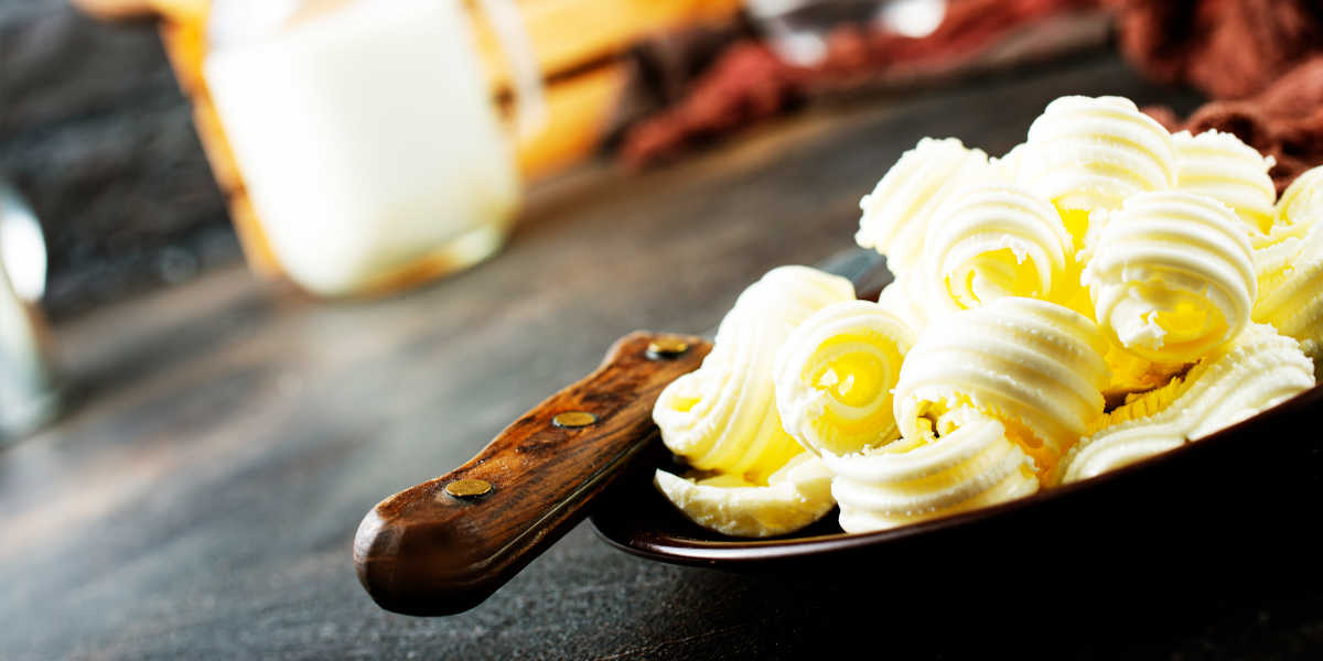Vegan Butter with Soy Lecithin