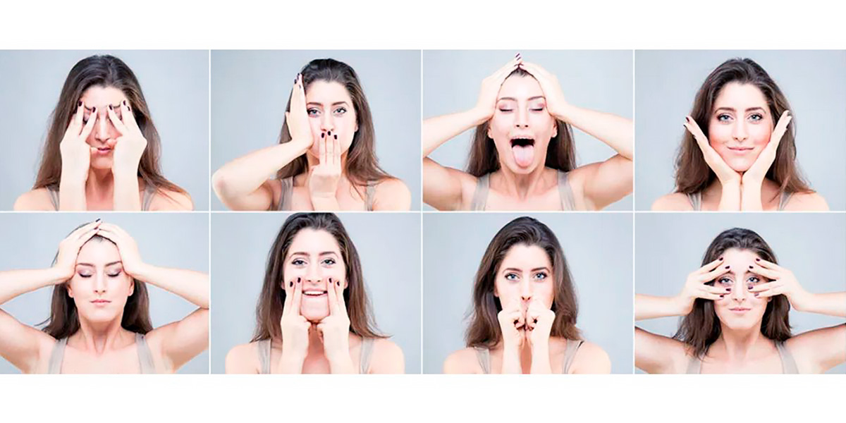 What is facial yoga?