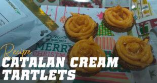 Crema Catalana Tartlets